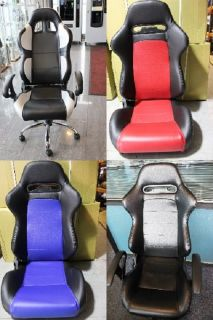 racing seat office chair in Business & Industrial