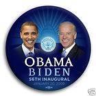 President Barack Obama Joe Biden 56th Inaugural Democrat Pride Photo