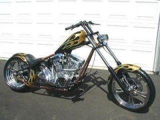 Custom Built Motorcycles  Chopper 2004 West Coast Chopper CFL Custom