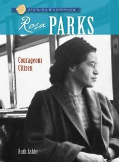 Newly listed Sterling Biographies Rosa Parks Courageous Citizen