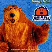 Bear in the Big Blue House Original Soundtrack by Bear in the Big Blue