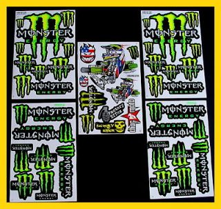 Stickers moped Energy Drink mongoose mx scooter decals bmx bike 3g B