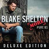 Pure BS by Blake Shelton CD, May 2008, Warner Brothers Nashville