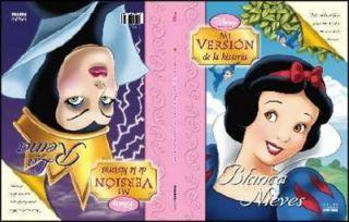 Mi Version de la Historia Blanca Nieves by Disney Publishing Staff