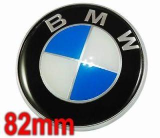 BMW 1 3 5 7 X M Z Series M3 M5 Front Hood / Trunk EMBLEM Badge Logo 3D