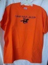 camp half blood shirt in Clothing,