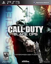 Call of Duty Black Ops Hardened Edition Sony Playstation 3, 2010