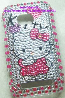 nokia lumia 710 hello kitty case in Cell Phone Accessories