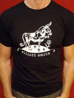 Elliott Smith t shirt ferdinand vtg tour bob dylan elvis costello paul