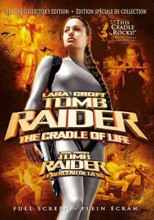 Lara Croft Tomb Raider The Cradle of Life DVD, 2007, Canadian