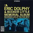 CD ERIC DOLPHY BOOKER LITTLE MEMORIAL ALBUM