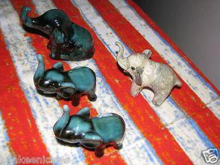 blue mountain pottery elephant in Blue Mountain
