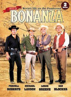 Best of Bonanza DVD, 2011, 3 Disc Set