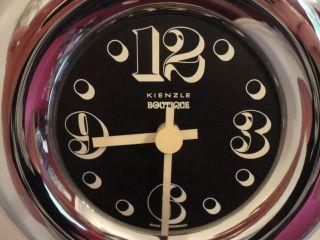 ret` space age, 70`s KIENZLE BOUTIQUE working ceramic wall clock