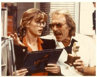 JAN SMITHERS WKRP IN CINCINNATI HOWARD HESSEMAN PHOTO
