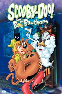 Scooby Doo Meets the Boo Brothers DVD, 2003