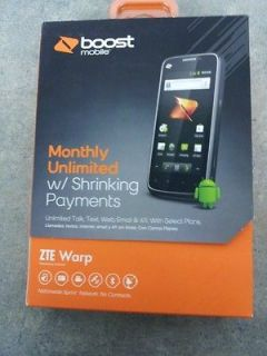 boost mobil in Cell Phones & Smartphones