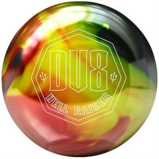 DV8 HELL RAISER BOWLING ball 15 lb $269 NEW IN BOX