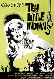 Ten Little Indians DVD, 2006