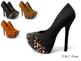 FMJ shoes 04New Women Shoes Suede Elegant Stilettos High Heels With