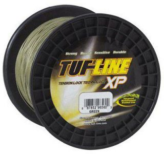 80 LBS 600 YARDS TUF LINE XP BRAIDED FISHING LINE    CHOOSE YOUR COLOR