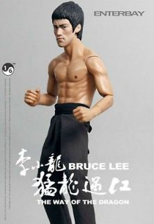 Enterbay Bruce Lee Way of The Dragon Action Figure