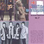 The British Invasion History of British Rock, Vol. 7 CD, Oct 1991