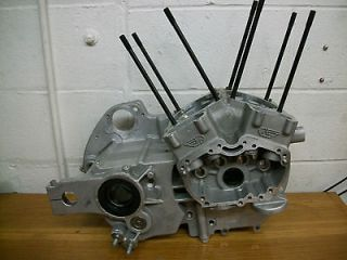 Buell RR Race Motorcycle Engine Crank Case Crankcase