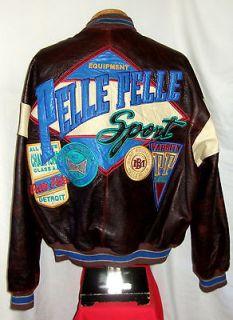 MARC BUCHANAN, PELLE PELLE,SPORT Leather Jacket/Coat 48***EXCELLENT