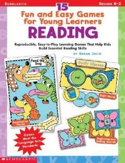 Games That Help Kids Build Essential Reading Skills by Susan Julio