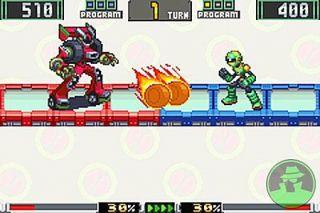 Mega Man Battle Chip Challenge Nintendo Game Boy Advance, 2004