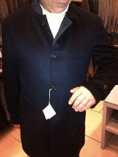 NEW 2012 BRUNELLO CUCINELLI 100% CASHMERE COAT SIZE 52 LIKE 42 US L
