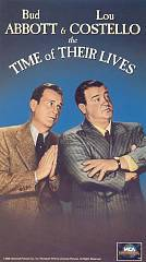 The Time of Their Lives VHS, 1991