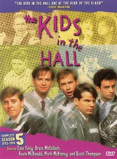 Kids in the Hall The Complete Season 5 DVD, 2006, 4 Disc Set
