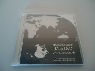 2011 Update) 2006 2011 CADILLAC DTS Navigation DVD Version 6.0c NEW