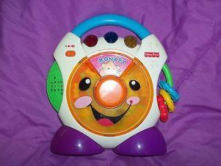 Fisher Price Laugh Learn Nursery Rhymes See N Say Cd Player
