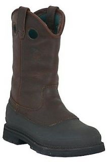 georgia steel toe boots in Boots