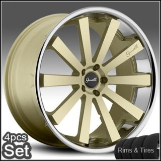 20inch for Mercedes Benz Wheels and Tires Staggered Rims C,CL,S,E