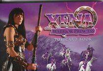 LUCY LAWLESS XENA WARRIOR PRINCESS 30 POSTCARD BOOK