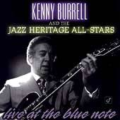 Live at the Blue Note by Kenny Burrell CD, Nov 1996, Concord Jazz