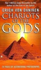 Chariots of the Gods by Erich Von Daniken BRAND NEW Ancient Aliens