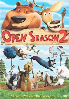 Open Season 2 DVD, 2009