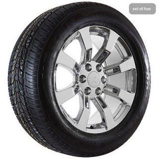 Chevy Silverado Suburban 2011 Avalanche truck wheels rims and tires