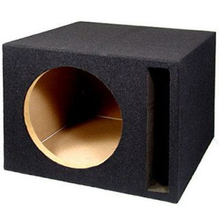 ported subwoofer box in Car Audio & Video Installation