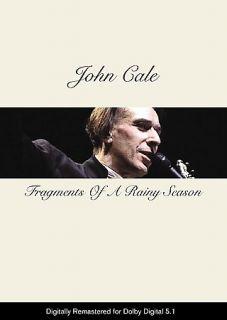 John Cale   Fragments of A Rainy Season DVD, 2004