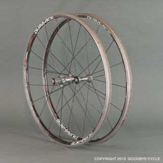 Dura Ace WH 7850 C24 Tubeless Wheelset Carbon Clincher 700c Road Bike