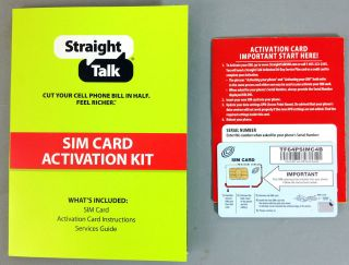 Iphone Sim Card Activation