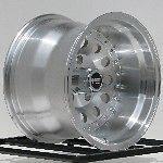 15 inch Wheels Rims Chevy GMC Truck 1/2 ton 2WD Outlaw II 5 Lug 15x10
