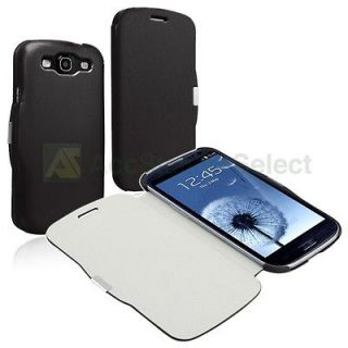 Magnetic Leather Flip Case Cover for Samsung Galaxy S III S 3 i9300