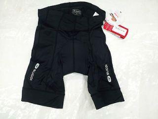 Sugoi RPM bicycle bike cycling padded short shorts XL new 2012